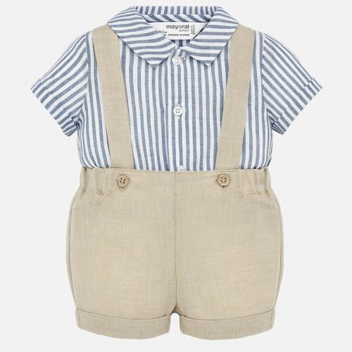 Crossaint -1266 Sizes 1-2M,2-4M, 4-6M, 6-9M 12M 18M Price 18.380BD