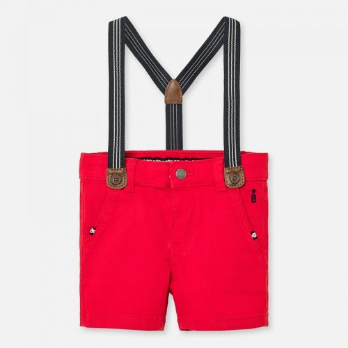Red Shorts 1283 Size 12M 18M 24M 36M \ Price 11.76BD