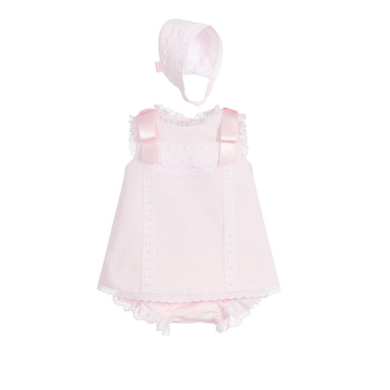 Dress 272008VBG Size 1M,3M,6M,9M,12M Price 19.8BD