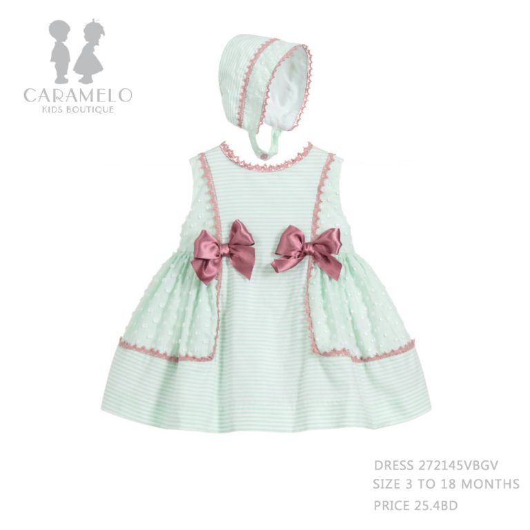 Dress 272145VBG Size 3M,6M,12M 18M Price 25.4