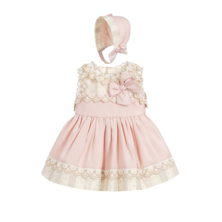 Dress 272165VBG Size 3,6,12,18 Months Price 26.6BD