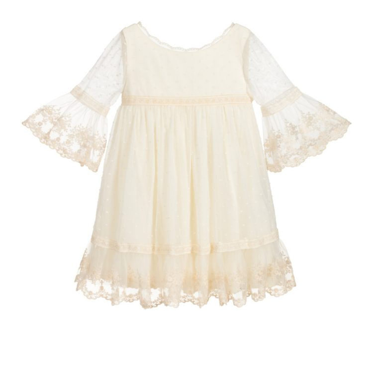 Dress 5019 Size 4 -12 Years Price 49.6