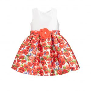 Dress 5031 Size 4 - 12 Years Price 47.3 Front