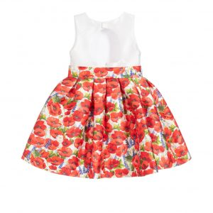 Dress 5031 Size 4 - 12 Years Price 47.3 Back