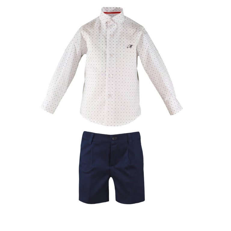 Set 2702602 Short 2702603 Size 2 - 8 Years Price 25.75