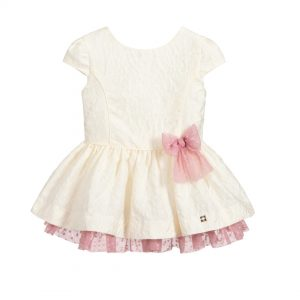 Dress 272264V Size 2Y To 12 Yrs Price: BHD 25.200