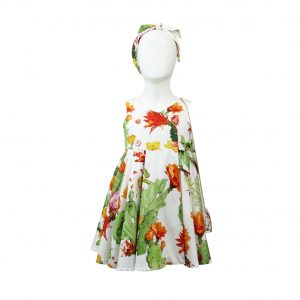 Pan-vestido Gales Size: 2 - 8 Years Price: BHD 46.700 Front